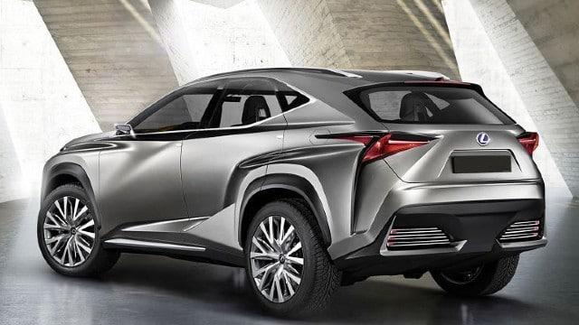 Lexus NX 2022: specifikace, cena, datum vydání