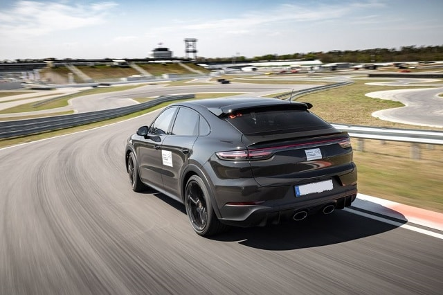 Porsche Cayenne Turbo 2022: technické údaje, cena, datum vydání