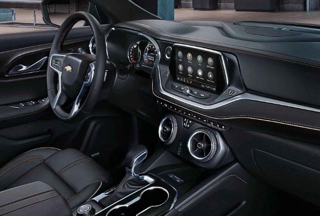 Chevy Blazer 2022: specifikace, cena, datum vydání