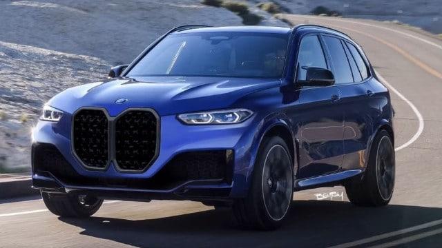 BMW X5 2022: technické údaje, cena, datum vydání