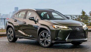 Lexus UX 2022: specifikace, cena, datum vydání
