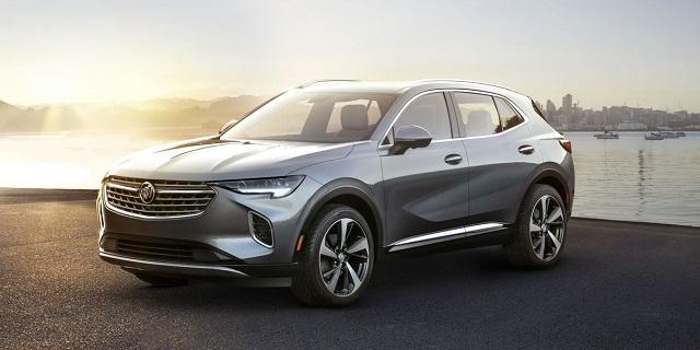 Buick Envision 2022: specifikace, cena, datum vydání