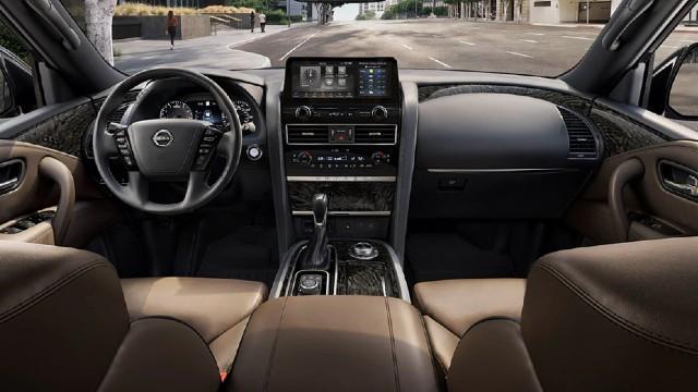 Nissan Armada 2022: specifikace, cena, datum vydání