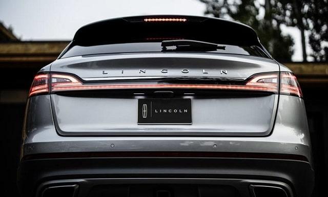 Lincoln Nautilus 2022: specifikace, cena, datum vydání