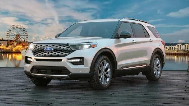 Ford Explorer 2022: specifikace, cena, datum vydání
