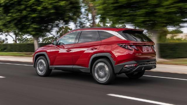 Hyundai Tucson 2022: specifikace, cena, datum vydání