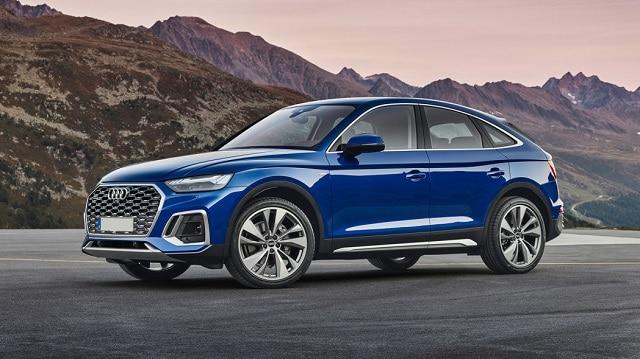 Audi Q5 Sportback 2022: technické údaje, cena, datum vydání