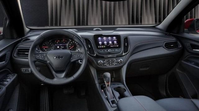 Chevrolet Equinox 2022: specifikace, cena, datum vydání