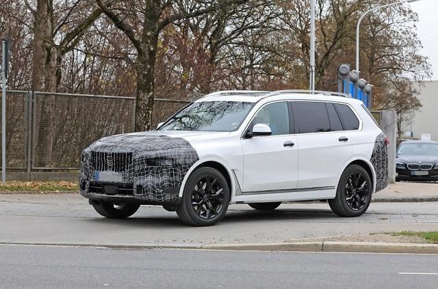 BMW X7 2022: technické údaje, cena, datum vydání